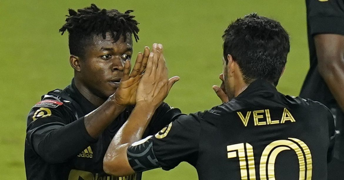 LAFC can break new ground with win over Mexico's Club América in CONCACAF semifinals