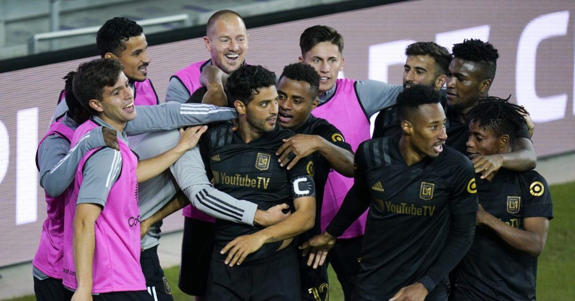 LAFC upsets Club América for most important win in its short history