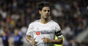 LAFC picks up Carlos Vela's option, declines others including Bradley Wright-Phillips