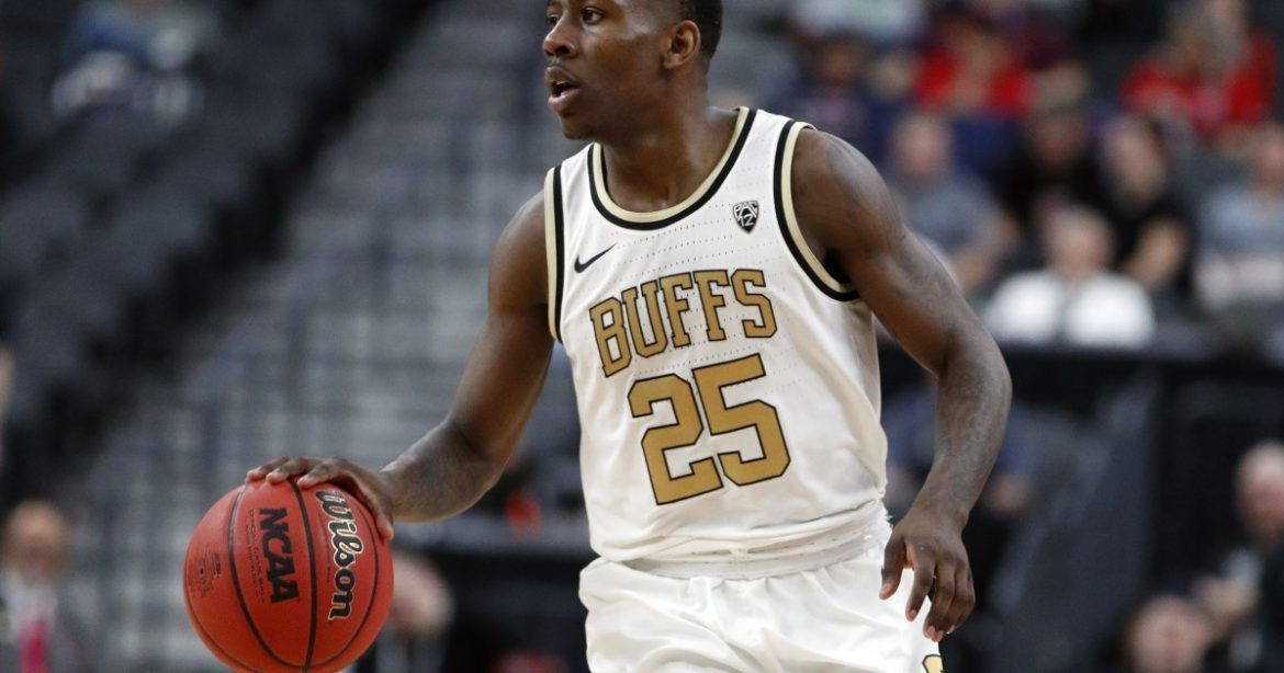 Pac-12 basketball: McKinley Wright IV leads Colorado by Northern Colorado