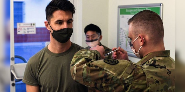 COVID-19 vaccine rollout to US troops overseas gets underway