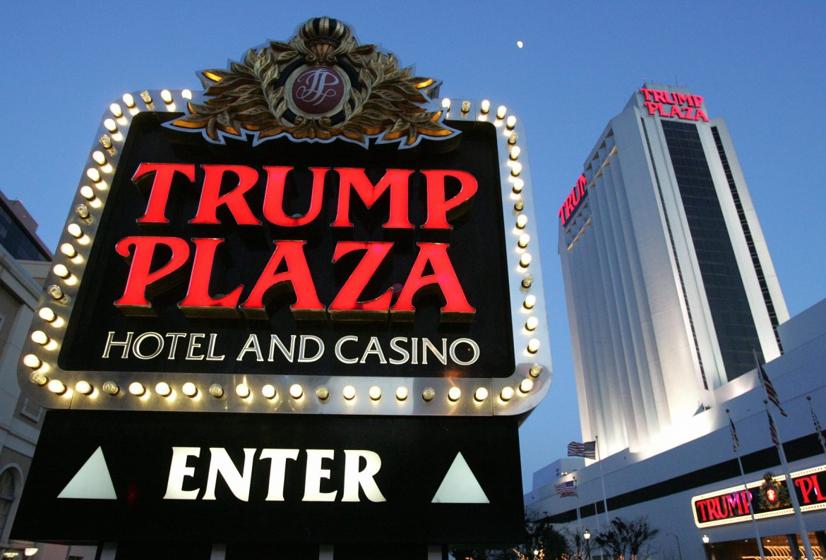 Win a Chance to Destroy Trump's Casino Like He Destroyed Our Country
