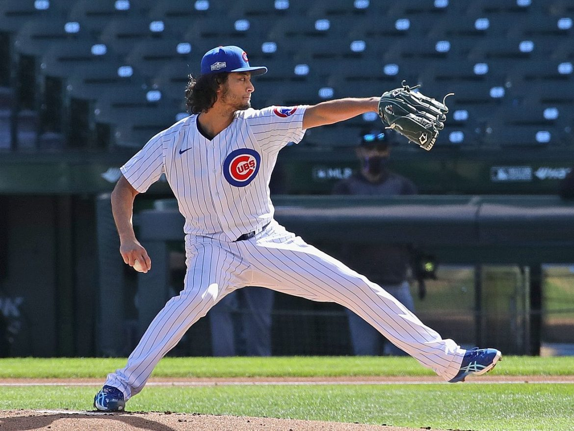 Cubs sending Yu Darvish, Victor Caratini to Padres for Davies, four prospects