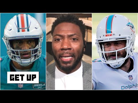 You need Tua & Fitzpatrick at different times, Brian Flores uses them perfectly – Ryan Clark  Get Up