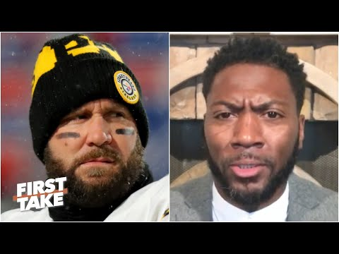Can the Steelers trust Ben Roethlisberger in the playoffs? | First Take