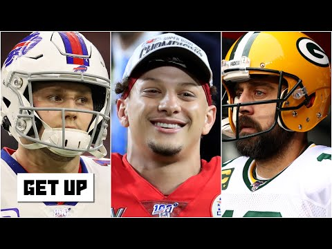 Are the Packers more likely to knock off the Chiefs than the Bills? | First Take