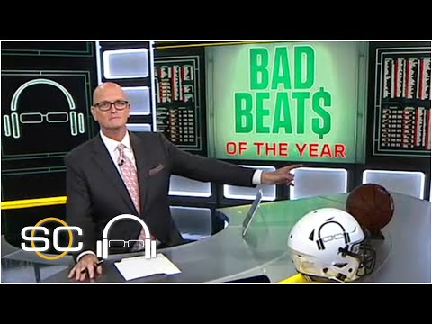 The best college football bad beats of 2020 | SC with SVP