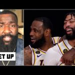 The Lakers will win 2 more titles in the next 3 seasons with LeBron & AD – Kendrick Perkins | Get Up