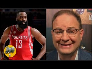 Woj explains what the Russell Westbrook trade means for James Harden and the Rockets | The Jump