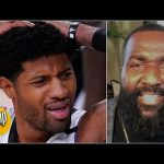 Kendrick Perkins can't believe Paul George's 'cowardly' comments about Doc Rivers | The Jump