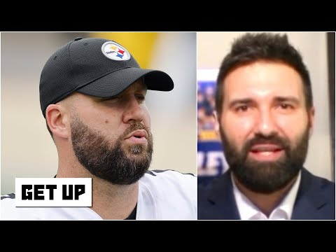 Going undefeated is meaningless unless you win it all – Ninkovich on the Steelers' season | Get Up