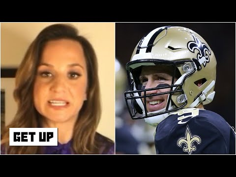 The Saints are looking at a Week 15 return for Drew Brees – Dianna Russini | Get Up