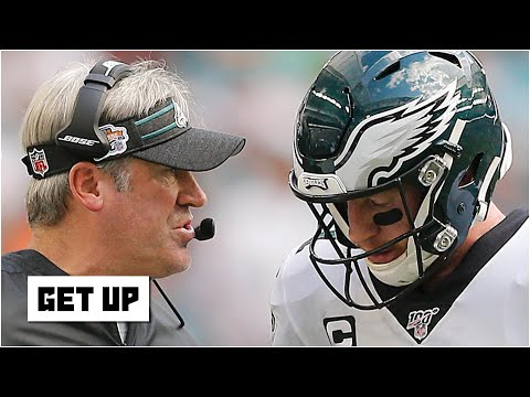Who is most to blame for the Eagles' struggles this season? | Get Up