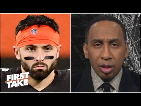 I believe in the Browns, but not Baker Mayfield – Stephen A. | First Take