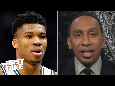 Stephen A. explains why Giannis should sign the max deal with the Bucks | First Take
