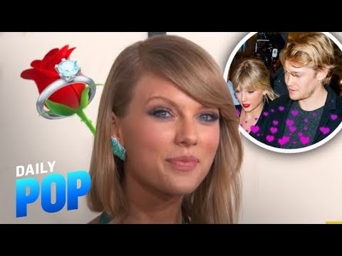 Taylor Swift Dropping Engaged Hint in Latest Song? | Daily Pop | E! News