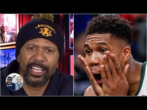 Reacting to Giannis saying he doesn't care if he is the top player on the team | Jalen & Jacoby