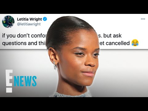"""Letitia Wright Says She's Being """"Cancelled"""" Over Vaccine Remarks 