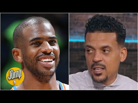 Matt Barnes is interested to see Chris Paul's debut with the Suns   The Jump