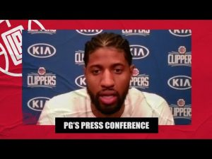 Paul George addresses his Doc Rivers 'All the Smoke' comments, wants to retire with Clippers | NBA