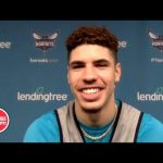 LaMelo Ball recaps first day of practice with Charlotte Hornets | NBA on ESPN