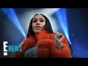 """Saweetie """"Disrespected"""" By Label After Early Single Release   E! News"""