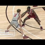 Mac McClung scores 20 points, shows off from 3-point range [HIGHLIGHTS]   ESPN College Basketball