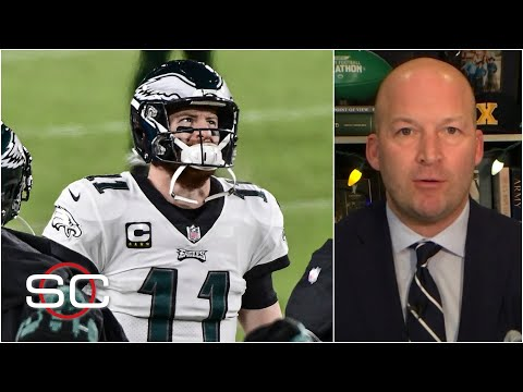 Carson Wentz gets benched for Jalen Hurts – What now for the Eagles? | SportsCenter