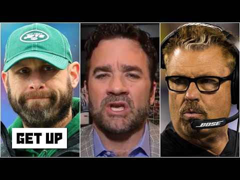 The Jets firing Gregg Williams is ridiculous! – Jeff Saturday sounds off on Adam Gase | Get Up