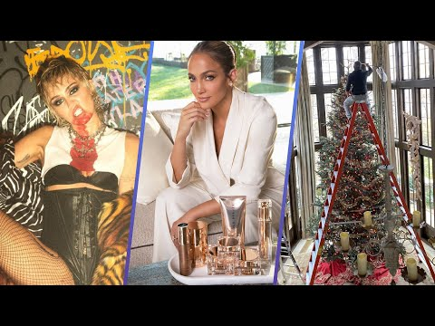 Miley's Sh–ty Exes, J.Lo's Skincare for Kids & Faith's Massive Tree