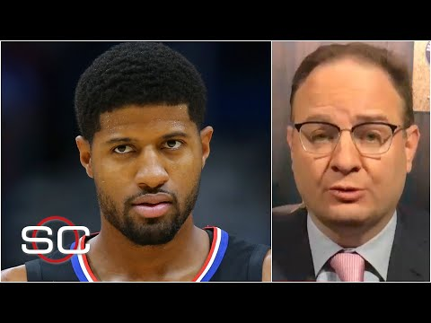Woj: Paul George signs a max extension with the Clippers | SportsCenter
