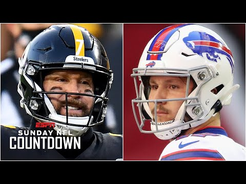 NFL Week 14: Previewing Steelers vs. Bills | NFL Countdown