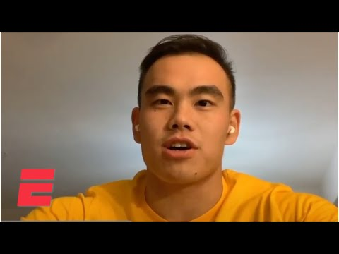 Arizona State's Jackson He on making history during win against Arizona | The  Wrap-Up Show