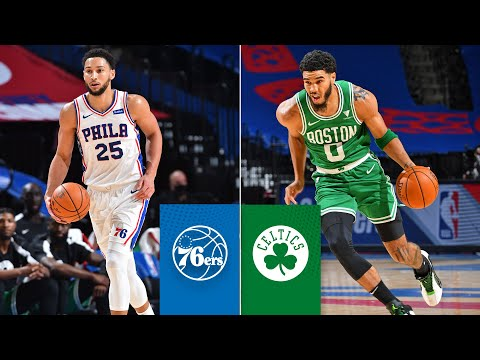 Boston Celtics vs. Philadelphia 76ers | 2020 NBA Preseason Highlights