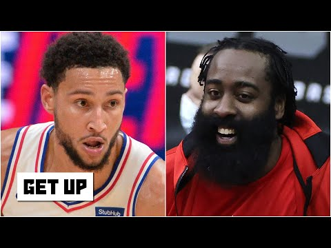 Woj: Ben Simmons isn't off limits if the 76ers trade for James Harden | KJZ