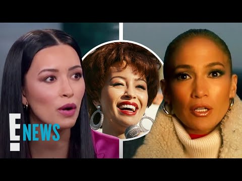 "Christian Serratos Reacts to J.Lo's ""Selena: The Series"" Support 