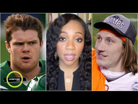Discussing what the Jets' win over the Rams means for Trevor Lawrence & the NFL | Outside the Lines