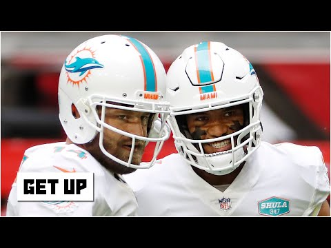 Should Tua Tagovailoa or Ryan Fitzpatrick start for the Dolphins in Week 17?   Get Up