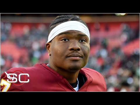 Dwayne Haskins has been released by the Washington Football Team | SportsCenter