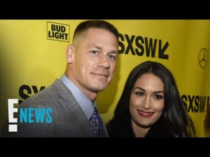 Nikki Bella Congratulates Ex John Cena on Wedding | E! News