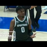 Michigan State and Duke battle in top-10 showdown [HIGHLIGHTS] | ESPN College Basketball