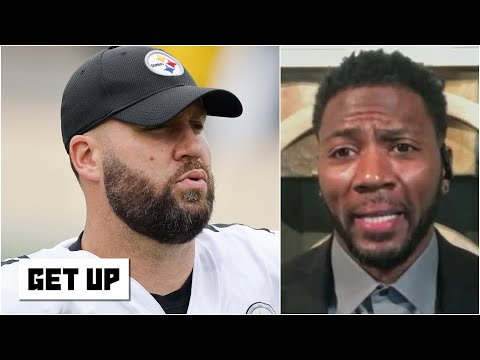 Ryan Clark to the Steelers: Stomp out the Ravens early in the game! | Get Up