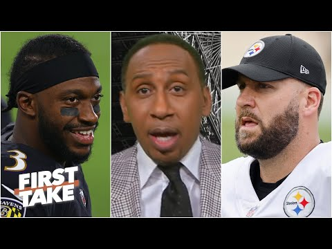 Stephen A. won't call the Steelers a Super Bowl threat if Robert Griffin III beats them | First Take