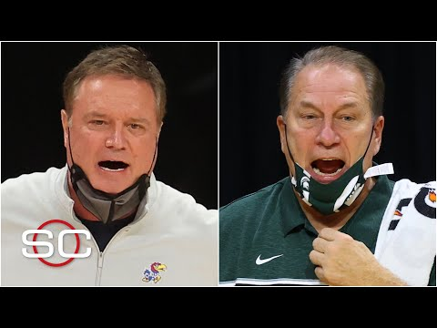 Breaking down Kansas over Kentucky & Michigan State over Duke in the Champions Classic |SportsCenter