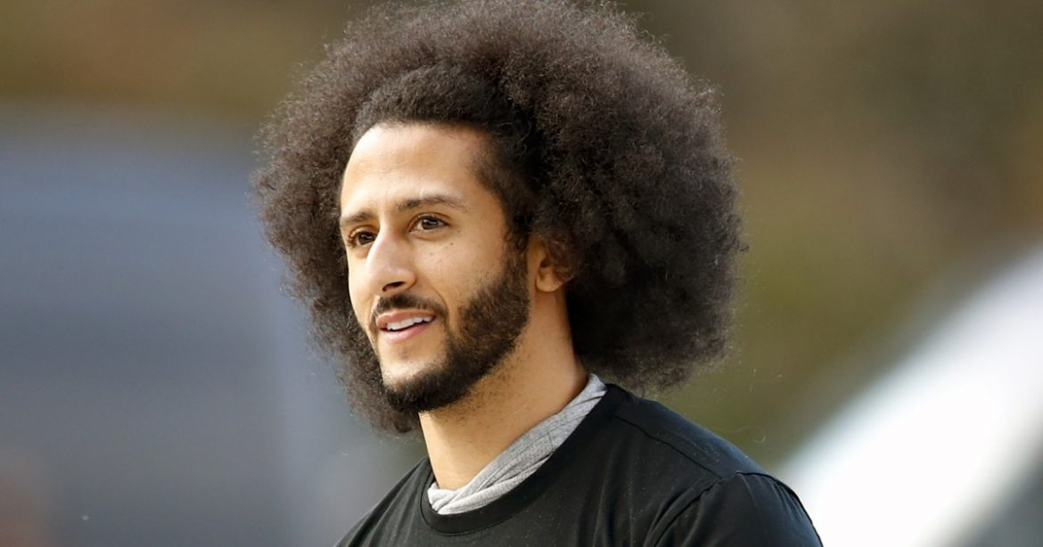 Colin Kaepernick and Ben & Jerry's look to 'Change The Whirled'