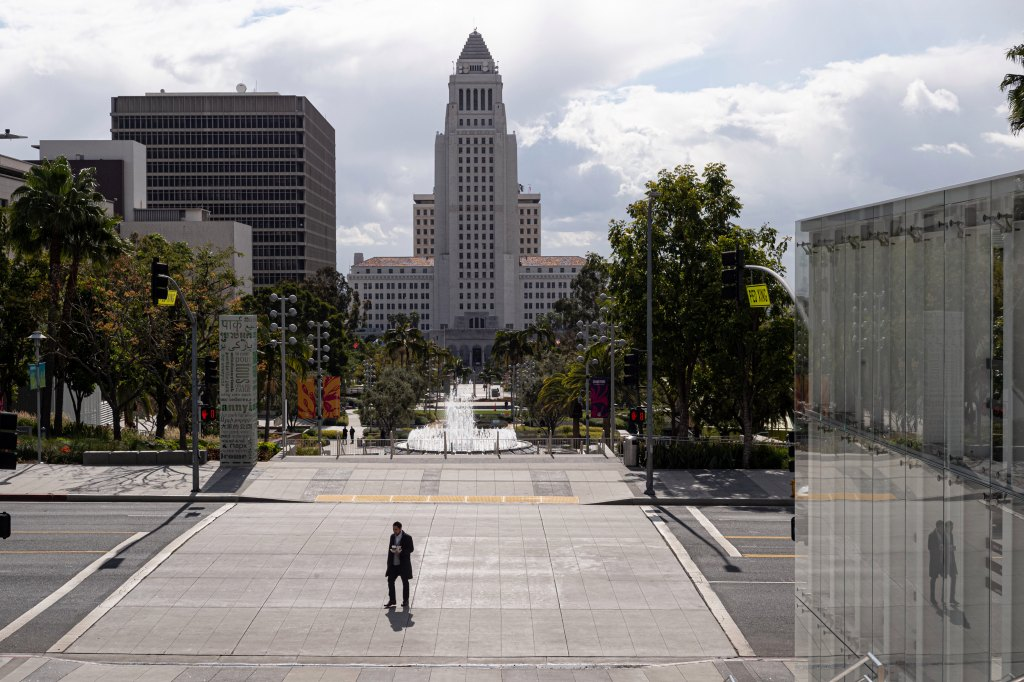 Los Angeles budget scenario could include nearly 1,900 layoffs; LAPD would be hardest hit