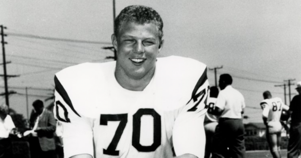 Marv Marinovich, captain of USC's 1962 national title team, dies at 81