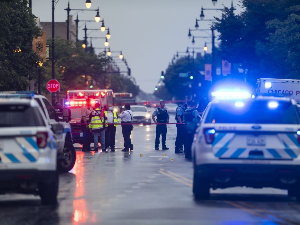 After 3 years of progress, Chicago's murder tally skyrockets in 2020