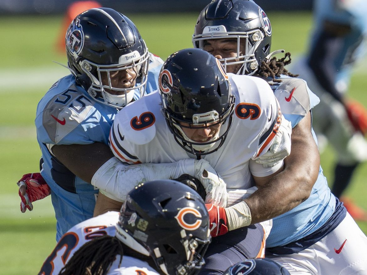 1st-and-10: Trubisky over Foles? Yeah, but let's not get carried away