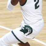 College basketball: No. 8 Michigan State outlasts No. 6 Duke; No. 8 Kansas edges No. 20 Kentucky